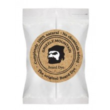 Organic & Natural Dark Brown Beard Dye