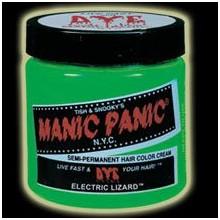 Manic Panic Lagarto eléctrico tinte de pelo por Bewild