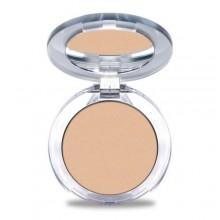 Pur Minerales 4-en-1 Presionado Luz maquillaje mineral, 0,28 onza