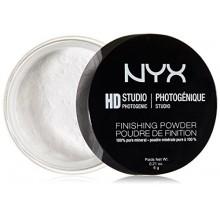 NYX Cosmetics Estudio de acabado en polvo, translúcido Finalizar, 0,21 onza