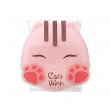 TONYMOLY Cats Wink Pact, No.1 Clear Skin, 0.3 Ounce