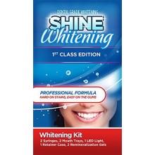 Shine Kit de blanqueamiento de los dientes para blanquear