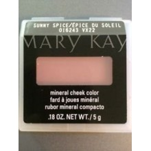 Mary Kay Sunny Spice Mineral Cheek Color