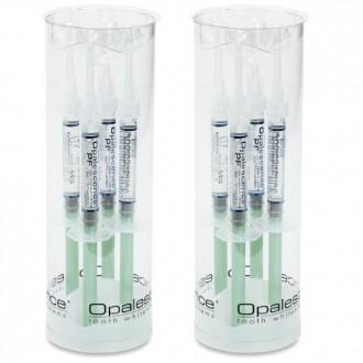 Opalescence PF 20% Blanchiment des dents 8PK de menthe seringues de saveur (2 tubes de 4 seringues)