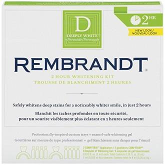 Rembrandt profundamente Blanco 2 horas Kit de blanqueamiento
