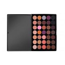 Pro 35 couleur Eyeshadow Palette de maquillage Morphe - Matte (Très pigmenté) 35N