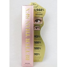 Too Faced Better Than Sex Mascara Black 0.27 oz