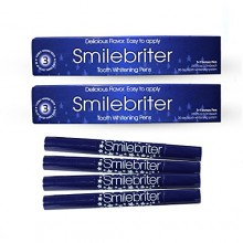 Smilebriter blanquear los dientes plumas de gel - 120 días Suministro