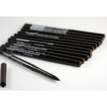 12pcs Nabi Retractable Waterproof Black Eyeliner (Wholesale Lot)