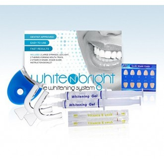 White N' Brite - Professional 3D Teeth Whitening Kit - SEE RESULTS AFTER JUST ONE USE!