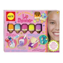 ALEX Spa diversión Mezclar y brillo de labios Maquillaje
