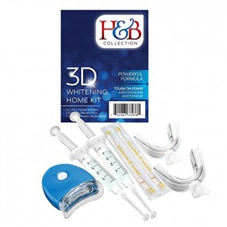 H & B Collection Kit Blanqueamiento dental