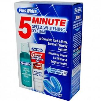 De plus Formula Blanc 5-Minute Vitesse système de blanchiment amélioré