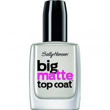 Manteau Sally Hansen Traitement Big Matte Top, 41055, 0,4 Fluid Ounce