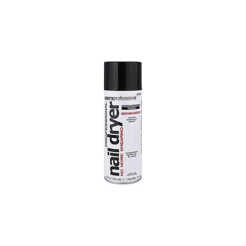 Onyx Professional Spray On Nail Dry With Island