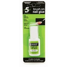 5 Second 12504 Brush Nail Glue