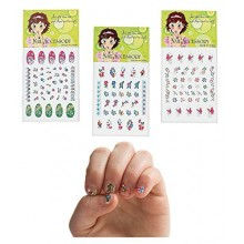 12 Nail Art Decal Sets