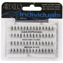 Ardell DuraLash Naturals Lashes individuels - Medium, 56-Count (Pack de 4)