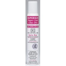 ISABEL CRISTINA Let's Go Glue Spray Nail Glue Activator 8oz (MD800)