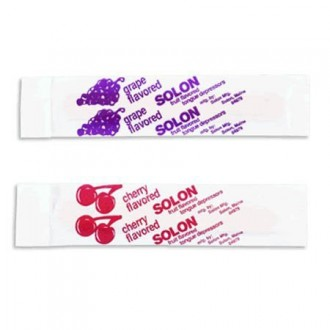 Solon Flavored Tongue Abaisse junior Grape - Boîte de 100