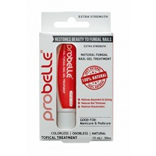 "Probelle ""Extra Strength"" Natural Fungal Nail Gel Topical Treatment, Anti Fungus Nail Treatment, Restores Toenail Fungus,"