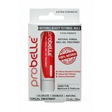 """Probelle gel de tratamiento """"Extra Strength"""" hongos de uñas naturales tópico, tratamiento de uñas contra el hongo, Restaura u"""