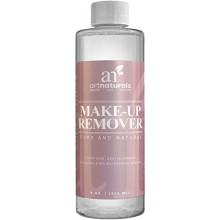 Naturals arte removedor de maquillaje libre de aceite de 8,0 oz - limpiadores naturales cosméticos y desmaquillante