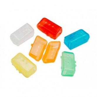 Cubiertas 5 Cepillo de dientes Higiene Antibacterianos