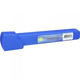 iGo Travel Toothbrush Holder - Slide Action - Available In Assorted Colors
