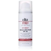 EltaMD UV diaria de amplio espectro SPF 40 de protección solar hidratante facial (48 g / 1,7 oz) de