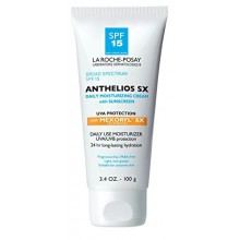 La Roche-Posay Anthelios SX Daily Moisturizer with Sunscreen SPF 15, 3.4 Fl. Oz.