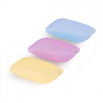 VAlinks (TM) creativo del cepillo de dientes Higiene Antibacterianos-Cap de silicona de colores Funda para el uso del hogar y al