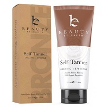Self Tanner - Organic & Natural Bronzage pour le meilleur Bronzer et Golden Tan - Alternative Dye-Free à Vaporiser Pour