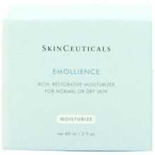 Skinceuticals emoliencia Rich, Restaurador Hidratante Piel Normal y seco, tarro de 2 onzas