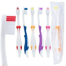 SmileCare Case Youth Dolphin Toothbrushes - 500 per pack