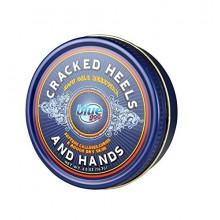 Azul Goo talón agrietado y suavizante de la piel de la mano, de 2 onzas