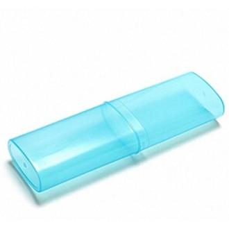 Viajar portátil Camping Case pasta de dientes cepillo de dientes Senderismo Caja de almacenamiento caja / porta, 3 piezas