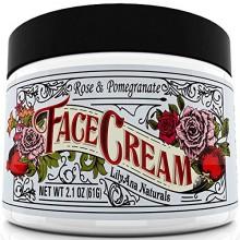 Cara crema humectante (2 oz) 95% natural anti envejecimiento Cuidado de la Piel
