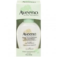 Aveeno Clear Complexion Daily Moisturizer, 4 Oz