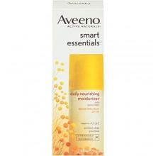 Aveeno Smart Essentials Daily Nourishing Moisturizer, 2.5 Ounce