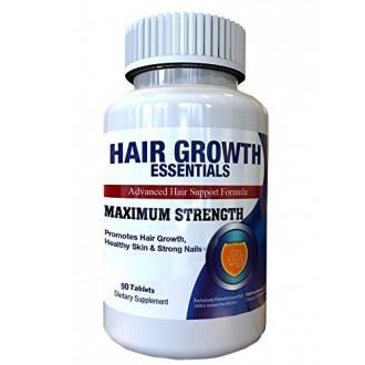 Vie Naturelle Hair Growth Essentials - 30 Day Supply (90 Tablets)