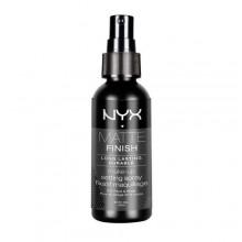Cosméticos NYX Maquillaje aerosol Configuración, mate / duradero, 2,03 onza