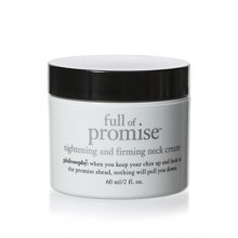 Philosophy Full of Promise Tightening and Firming Neck Cream, 2 Ounce