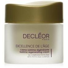 Decleor Excellence De L'age Sublime Regenerating Face and Neck Cream for Unisex, 1.69 Ounce