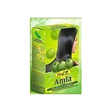 Hesh Herbal Amla / grosella espinosa india en polvo para la oscuridad y saludable cabello natural - 100 gms hesg