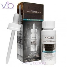Nioxin Minoxidil 5% Hair Regrowth Treatment Extra Strength for Men, 2 Ounce