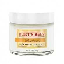 Abeilles Burt Radiance Crème de nuit, 2 Onces