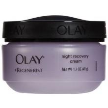 Olay Regenerist Night Recovery Cream 1.7 Oz, Pack of 2