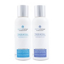 Organic Hair Growth Organic Shampoo and Conditioner Set - Volumizing and Moisturizing - Sulfate Free - Hair Regrowth With