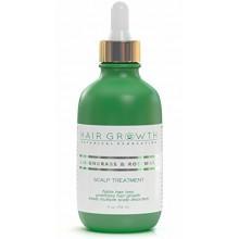 Cheveux Croissance Citronnelle-Rosemary Lab Formulé Botanical Hair System Recovery Anti-DHT / Alopécie Organic 4 Oz
